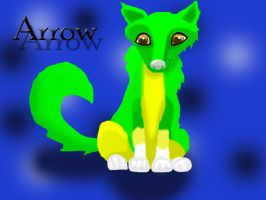 Arrow for Sapphire395 by LilSunnyGirl