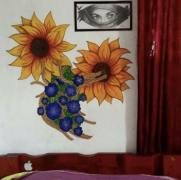 Sunflowers by Andi-Montes