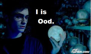 Harry Potter Ood by shego1142