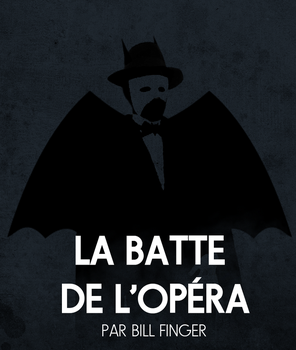 The Bat Of The Opera Cover Art by E-SPACE-Productions