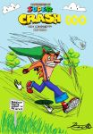 the legend of super crash the hedgehog by racth