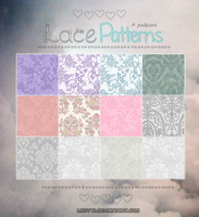 Lace Patterns { PAT Files } by Lucy9o