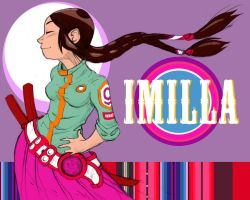 Imilla Color by onizord