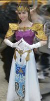 Anime Expo 2012 Princess Zelda by ShipperTrish
