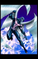 Archangel - by Jason Metcalf and Jeff Balke by JasonMetcalf