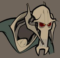 General Grievous by yooki42
