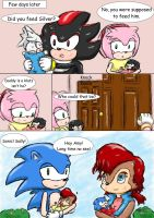Shadow and Amy's Family3 by ViralJP