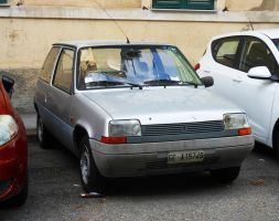 1986 Renault Super 5 by GladiatorRomanus