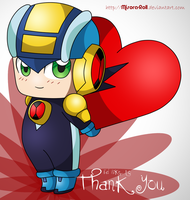 Thank You Unadzuki by Misora-Roll