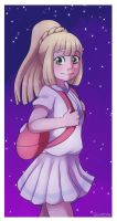PKMN- Lillie by Quarbie