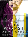 Your Worst Adversary - Art Cover - PLAY AVAILABLE by iWuzang-Fan
