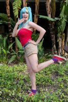 Bulma Brief 10 by CheesyHipster