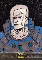 Mr. Freeze by SpencerPlatt