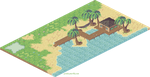 Beach Mockup by lunar-eclipse
