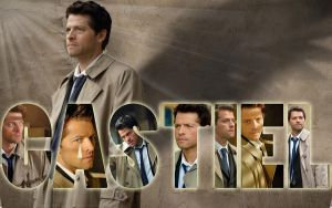 Castiel by Coley-sXe