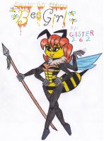 MGM: Bee Girl by gilster262