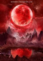Blood Moon by Whendell