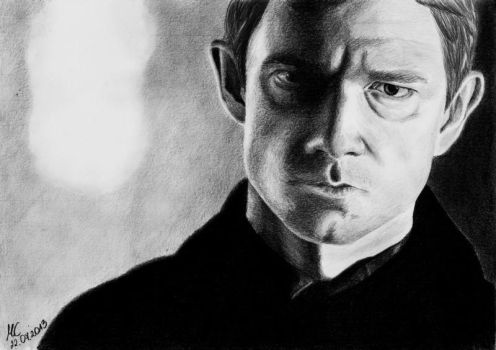 You're not haunted by the war, Dr Watson. by Miss-Catherine