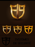 F.L.G SECURITY SYSTEM Logo by KarimFakhoury