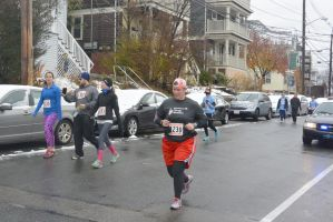 2014 Gobble Gobble Turkey Run, the Stragglers by Miss-Tbones