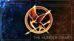 DG application: Hunger games realm by SolarisRedemption