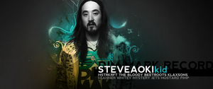 Steve Aoki by hunter1992