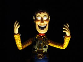 Woody Can See Into Your Soul by M-Watts-Art