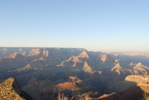 Grand Canyon Sunset by JosiahReeves