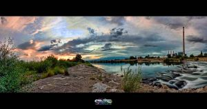 toplana pan hdr by Q-harrr