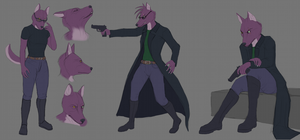 Ref Chaosthief Anthro by Chaosthief