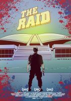 the RAID iseng by numbo