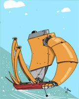 ro-boat by spurs06