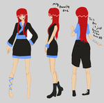 Yana New vocaloid oc/ Utau by OtakuandWords