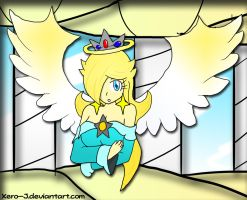 Rosalina: Angel Bust by Xero-J