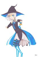 Alice the Witch by nekotane