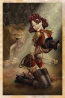 Lion Tamer by DerekTall