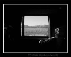 On Amtrak: In the Minds Eye by timmacauley