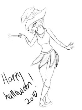 Happy Halloween by peppermintandsugar