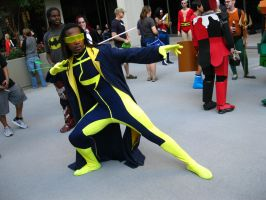 DragonCon '12 - Static Shock by vincent-h-nguyen