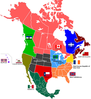 North America 2060 by rphb
