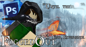 FoggedOut - New Profile Pic by FoggedOut