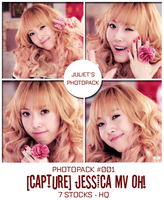 Photopack 002 - Capture Jessica Oh! ( SNSD ) by Juliet-Photopacks