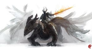 Witch King by Changinghand