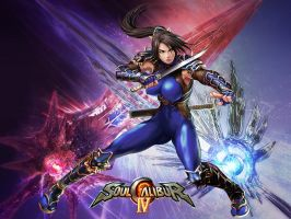 TAKI_Soul Calibur IV by Kenjisan-23