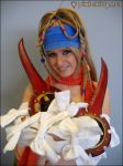 Theif Rikku by pixiekitty