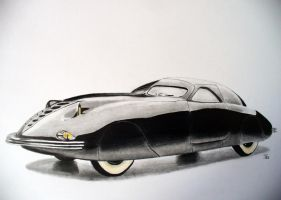 1938 Phantom Corsair by svkustom