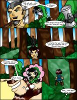 An Elves' Tale - Page 35 by GhostHead-Nebula