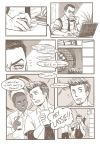 PSYCH - want a drink pg. 1 by FerioWind