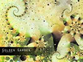 Golden Garden by chickot