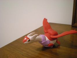 Latias by Foureyedalien